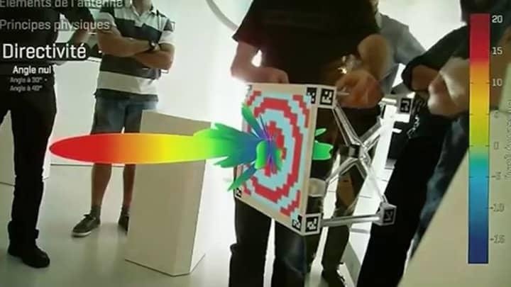 Antenne virtuelle – CEA Grenoble