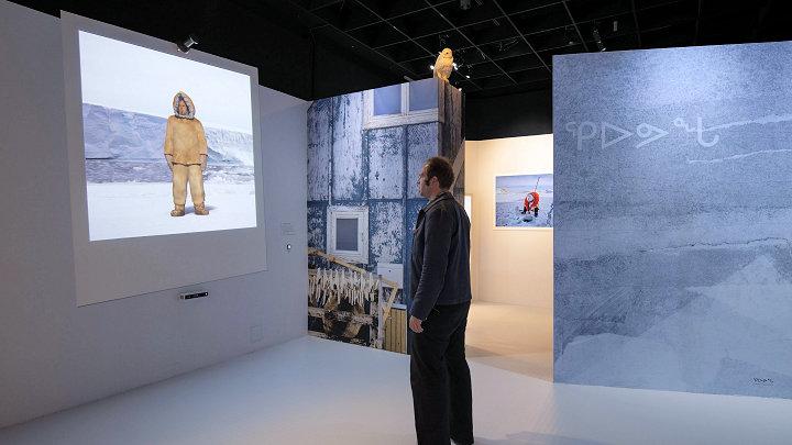 """Exposition """"Feu la glace"""" au museum de Neuchâtel"""