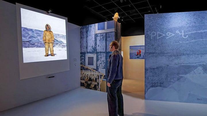 Pôles, Feu la glace – Muséum d'Histoire Naturelle de Neuchâtel
