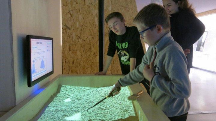Fouilles archéologiques – Musée de la Grande Guerre de Meaux