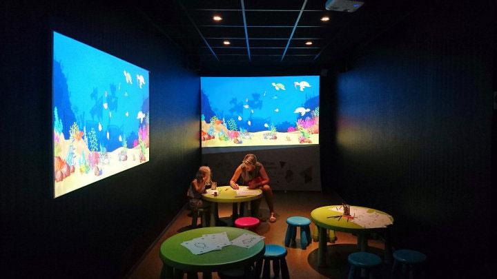 Aquarium virtuel – Aquarium de Lyon