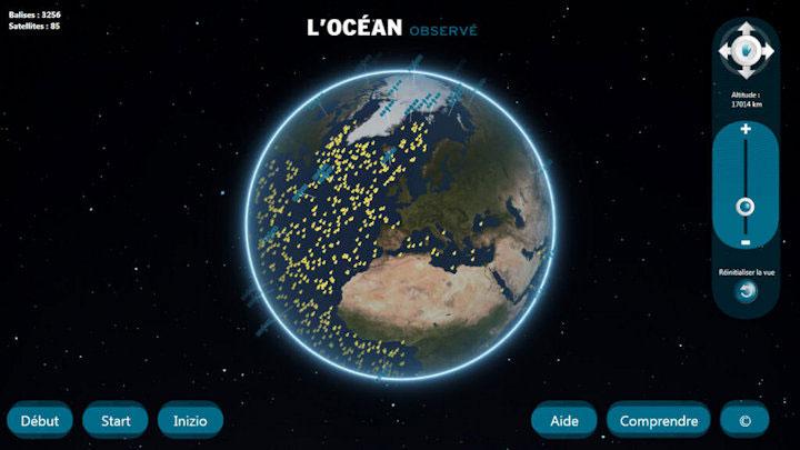 Océan, climat et nous – Cité des Sciences