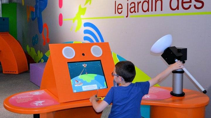 VisioSat – Cité des Télécoms