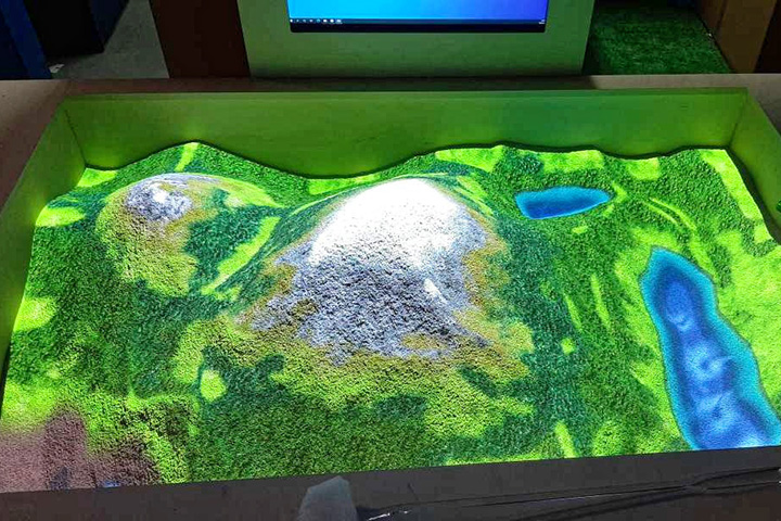 bac à sable numérique