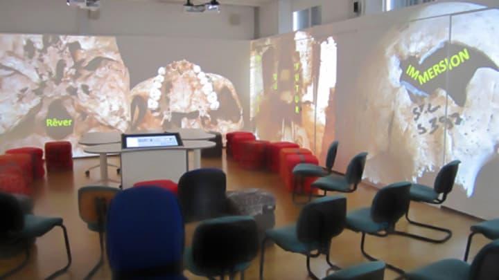 Présentations immersives – Ideas Lab