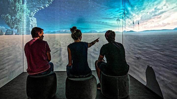 cabine immersive
